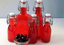 Интересный рецепт вишневой наливки